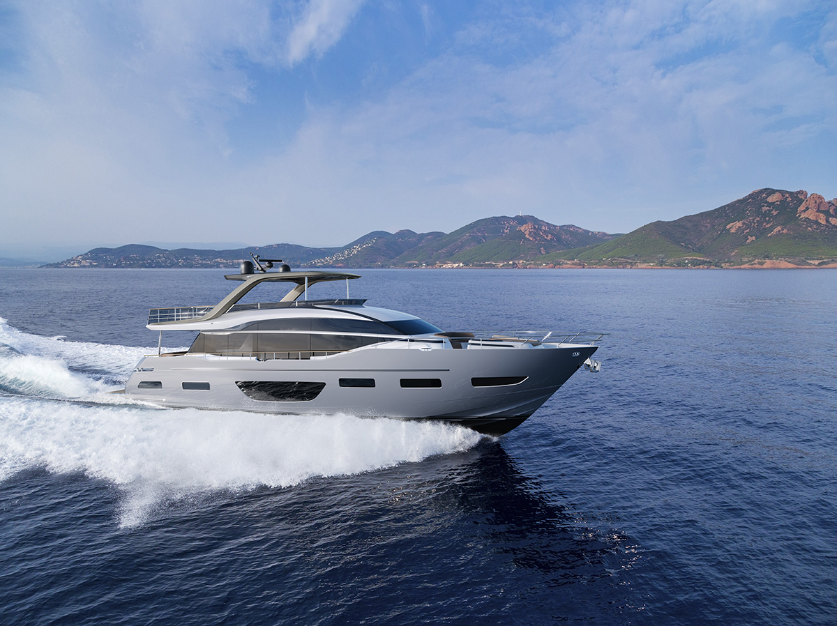 Y princess yachts